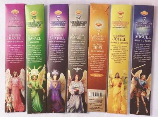 7 arcangels