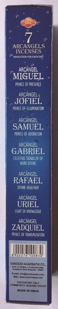 sac 7 arcangeli