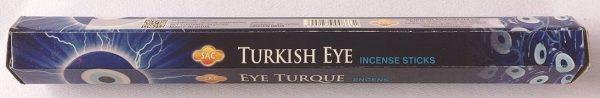 incenso sac occhio turco