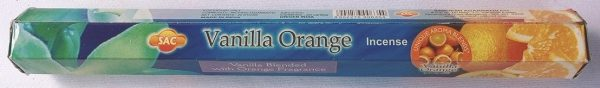 sac vanilla orange