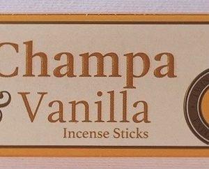 sarathi nag champa vanilla