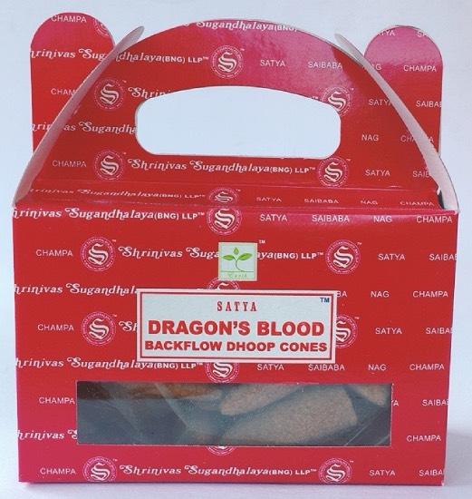 Satya sangue di drago