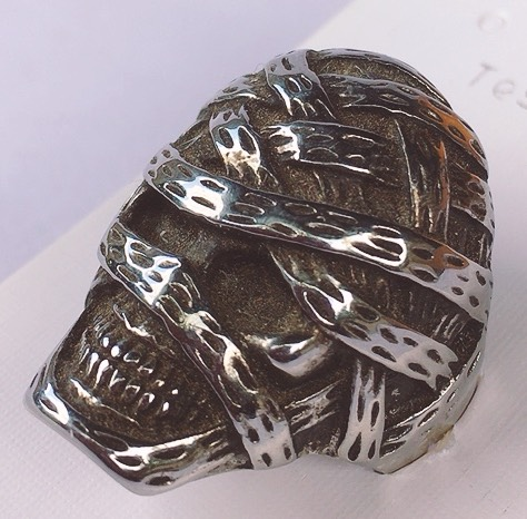 mummia acciaio