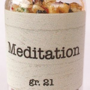 Incenso meditation
