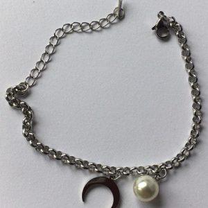 braccialetto acciaio