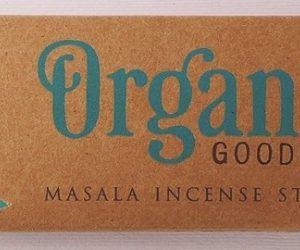 incenso nag champa organic