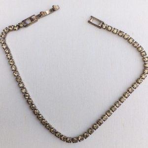braccialetto strass
