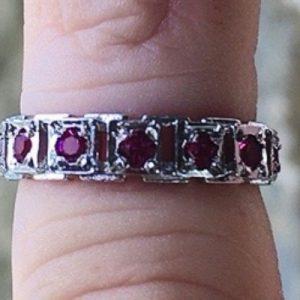anello cristalli