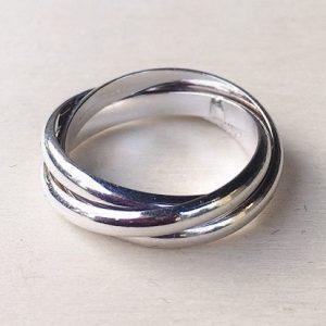 anello fede Cartier