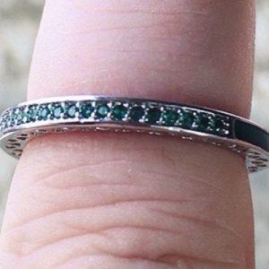 cristalli verdi